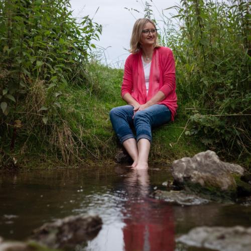 Michaela Mildenberger, Coaching in der Natur